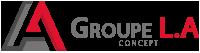 Visitez le site du Groupe L.A Concept