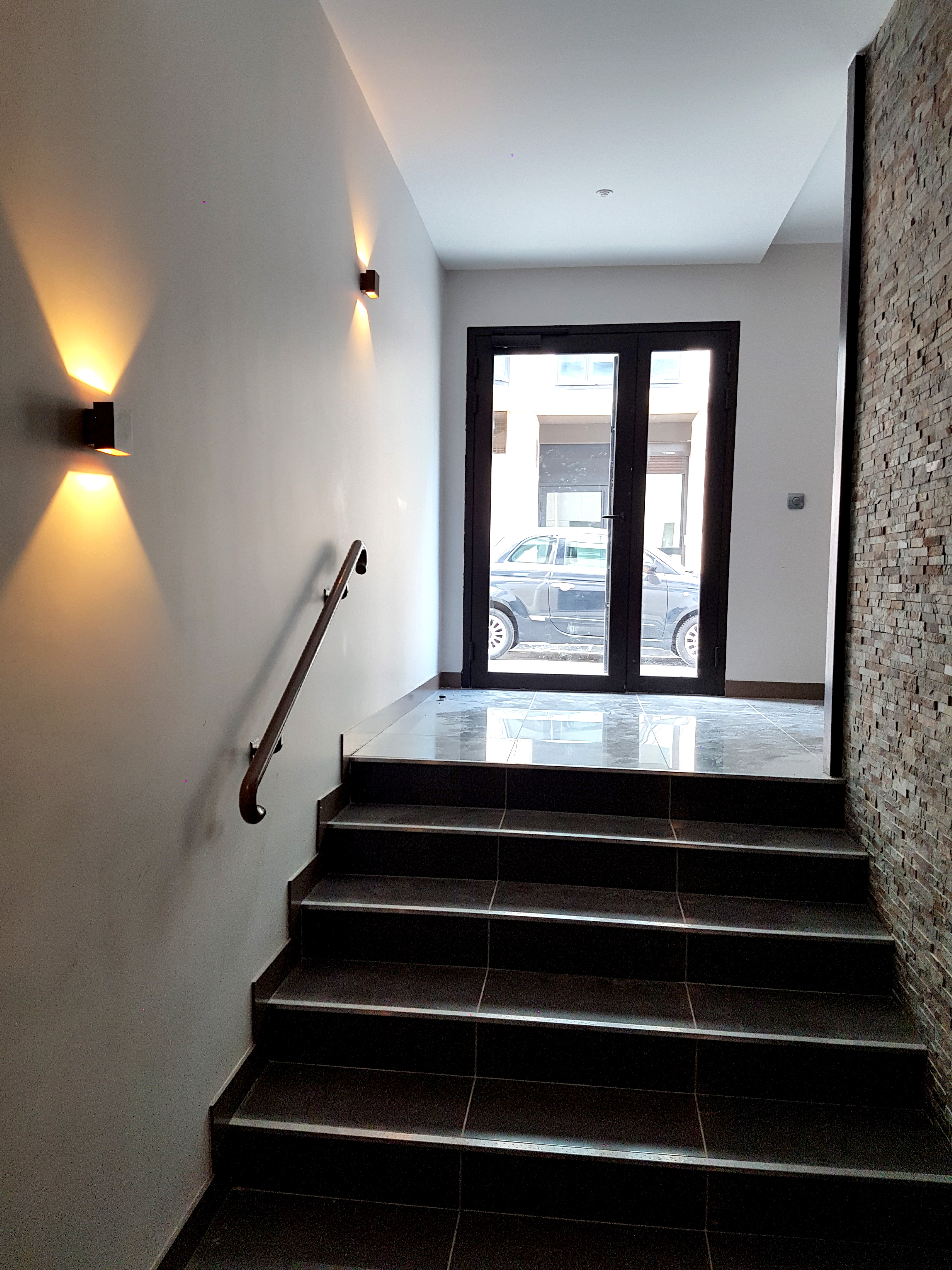 Aménagement Hall d\'entrée résidence – Lhenry CÔTÉ DÉCO
