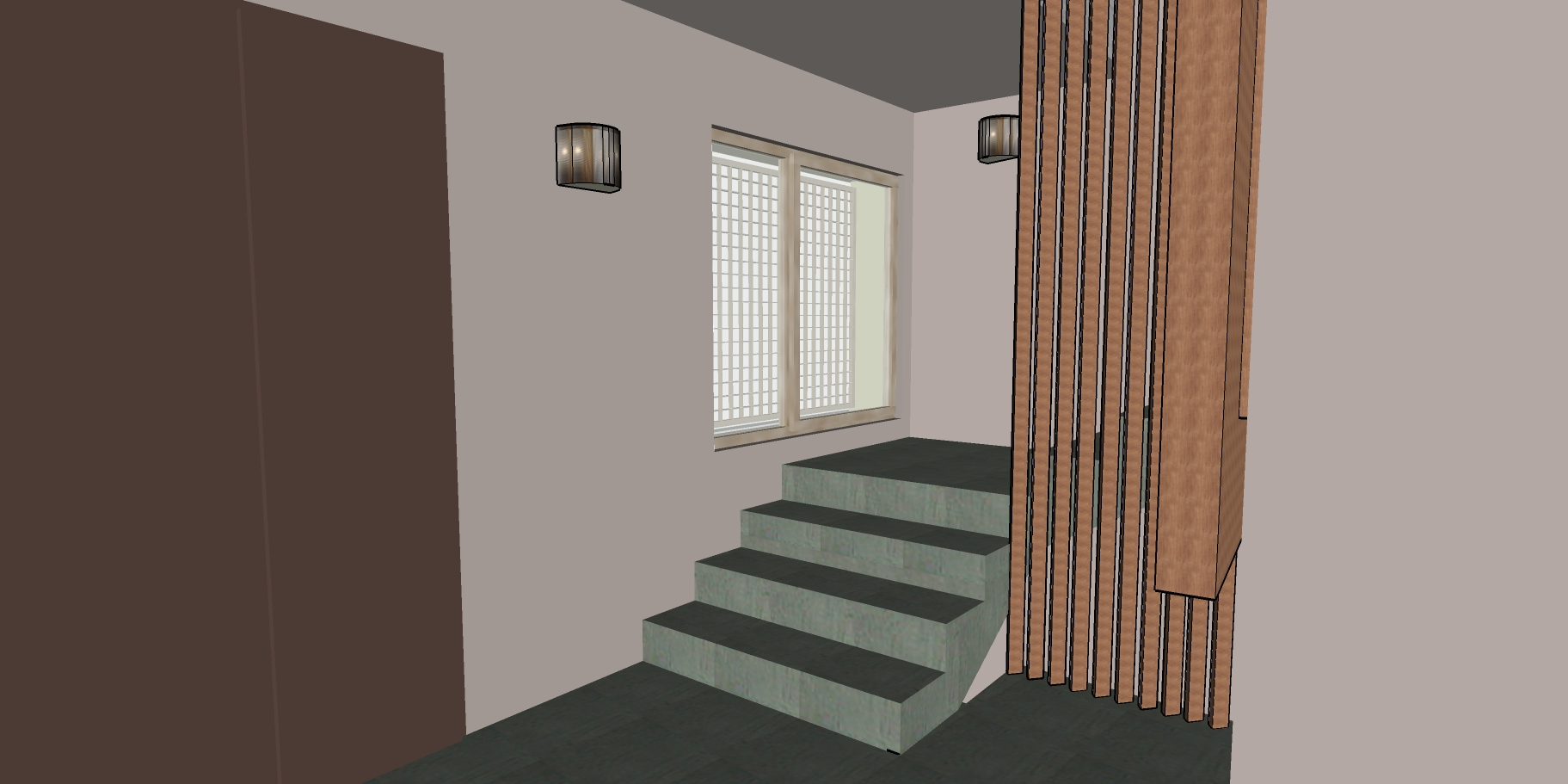Amenagement D Une Entree De Maison WGU03 - Napanonprofits